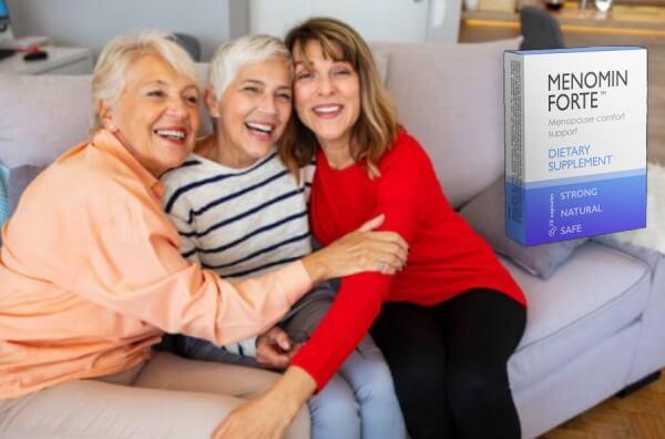 capsule, donna, menopausa