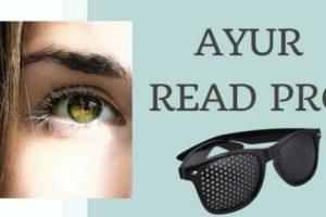 Ayur Read Pro occhiali opinioni