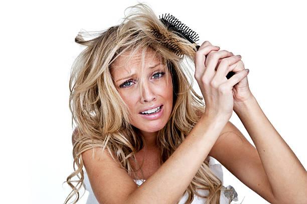 pettini, perdita di capelli