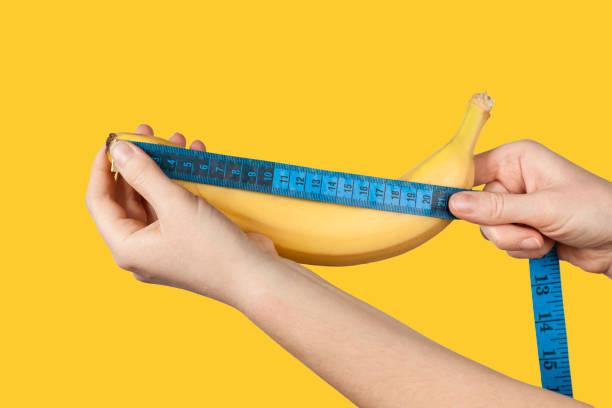 banana e centimetro