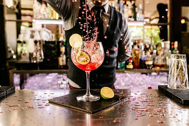 barista, cocktail