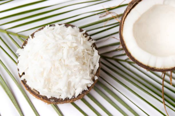 Olio di cocco e bicarbonato di soda