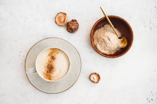 burro, caffè