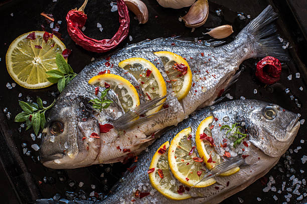 Pesce ricco di Omega-3