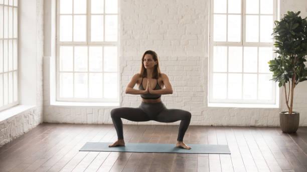"""Yoga Pose """"Dea"""""""