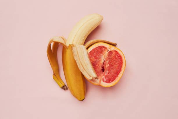 banana e pompelmo
