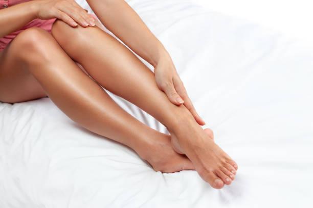 gambe senza vene varicose
