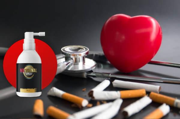 Nocotinal spray fumare