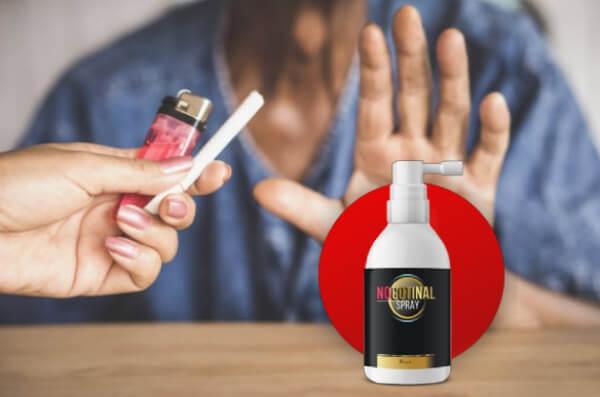 fumare, spray