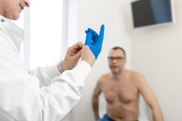 l'uomo all'urologo