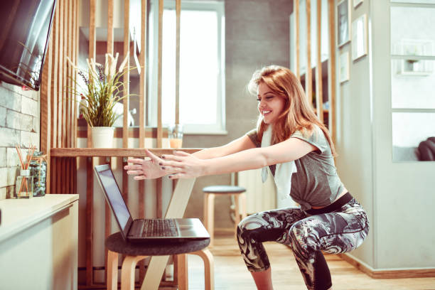 donna si allena