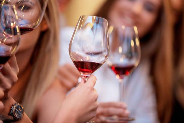 vino rosso, alcool
