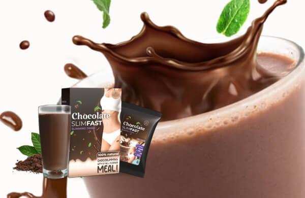 ingredienti chocolate slim fast