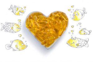 """Acidi grassi omega-3 """"buoni"""" - buoni per il cuore!"""