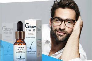 Grow Hair Active: olio per capelli maschili. Funziona davvero? Prezzo, opinioni, recensioni e sito ufficiale Italia