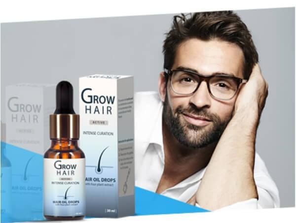 Grow Hair active olio opinioni commenti