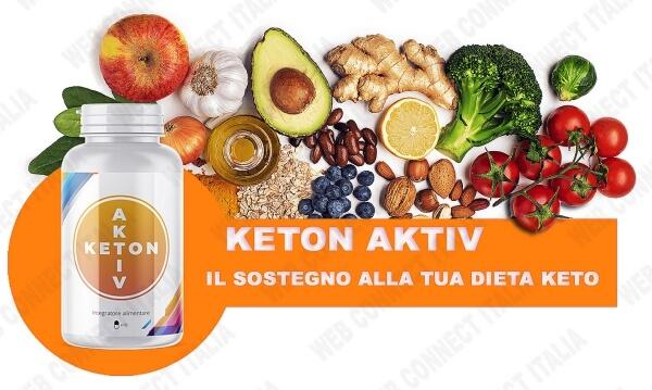 ingredienti KetonAktiv
