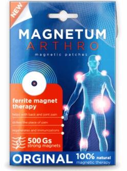 Magnetum Arthro Cerotti Recensione Italia