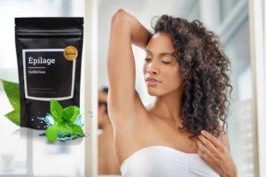 Epilage – Bio-composizione gel depilato per uomini e donne