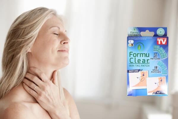 Formu Clear Skin Tag Patch opinioni commenti