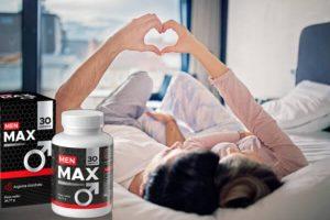 MenMax  – Recensione dell'integratore naturale per migliorare le prestazioni sessuali. Opinioni, prezzo e sito ufficiale Italia