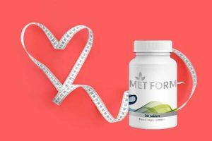 Met Form – Recensione dell'integratore per depurarsi e perdere peso. Opinioni sui forum online e prezzo in Italia