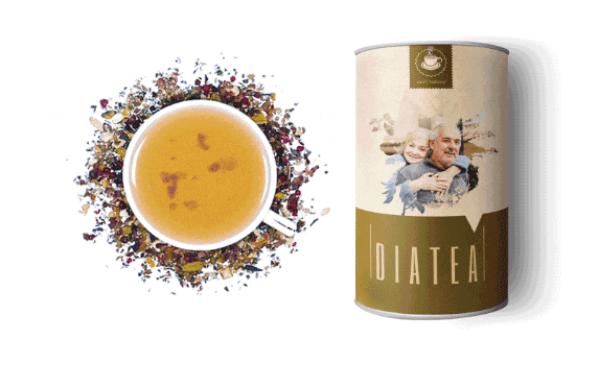 Dia Tea ingredienti