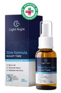 Light Night Spray Recensione Italia