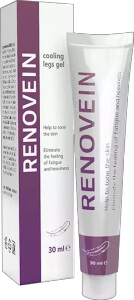 RenoVein Gel per vene varicose Recensione Italia 30 ml