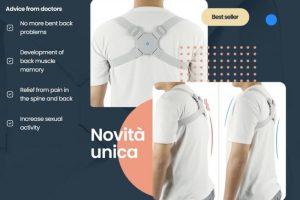 BSP Corrector – Recensione dell'innovativo correttore di postura. Funziona?