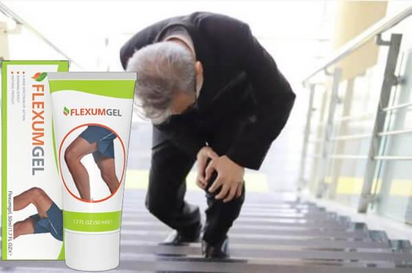 uomo, dolore al ginocchio