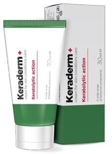 KeraDerm+ Plus crema Recensioni Italia
