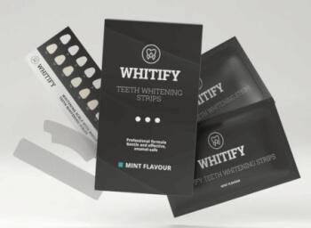 Whitify Strips Recensioni Italia