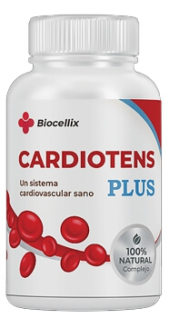 Cardiotens Plus ipertensione prodotore Biocellix capsule Recensioni Italia