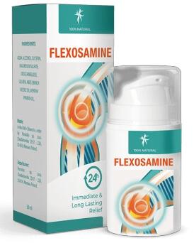 FlexoSamine crema dolori articolari Recensioni Italia