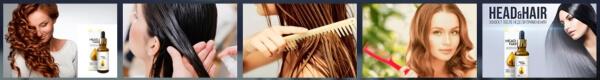 Head Hair olio per capelli