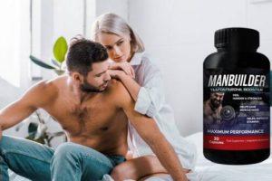 ManBuilder – per migliorare dimensioni e prestazioni sessuali. Funziona o è una truffa?