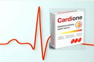 CardiOne  – Capsule naturali contro l'ipertensione. Recensioni!