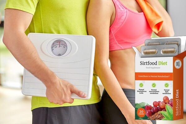 Sirt Food Diet capsule