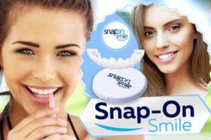Snap-On Smile  – Recensione faccette dentali non invasive. Prezzo in Italia, opinioni dai forum online e sito ufficiale